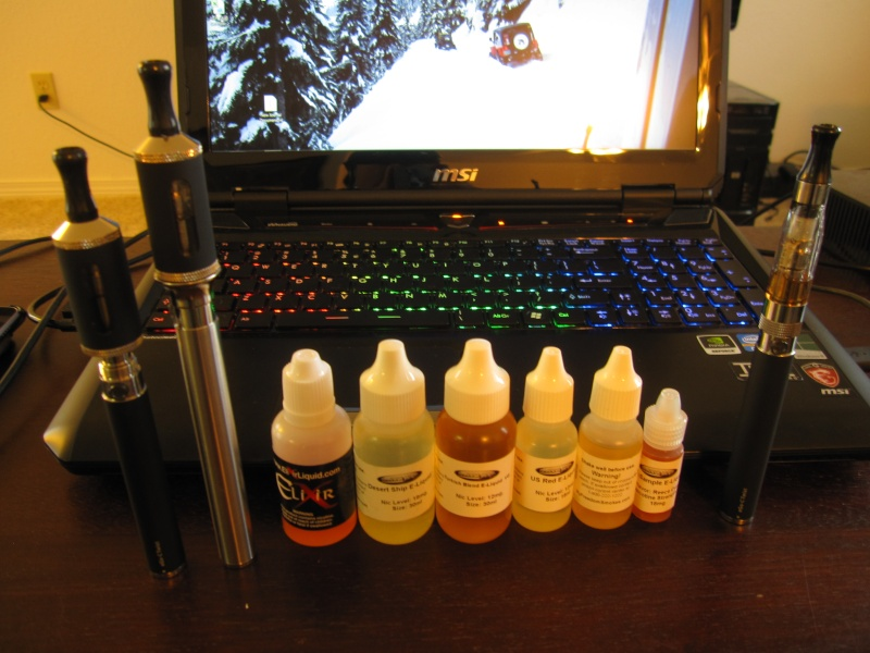 Smoke and want to quit? The Electronic Cigarette aka Vaping Img_1110