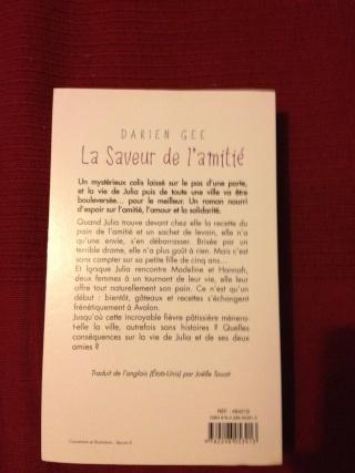 """""""La saveur de l'amitié""""=> Livre voyageur - Page 2 Mars2024"""