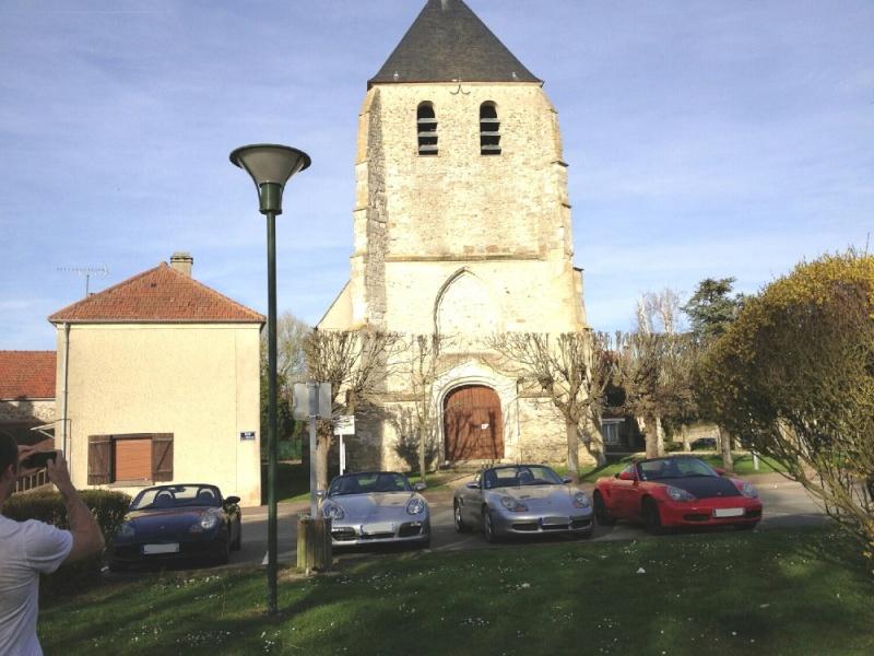 Balade dans le Vexin français et visite du château de la Roche Guyon le 14 avril - Page 2 Sortie12