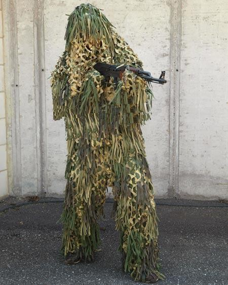 Ghillie, camouflage ,  - Page 2 16519610