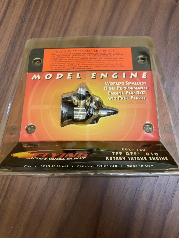 Flying Action Model Engine ! Estes version Img_3812