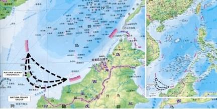 Nhận dạng một số chiến lược, chiến thuật của Trung Quốc hòng độc chiếm biển Đông - Page 2 Ban_do10
