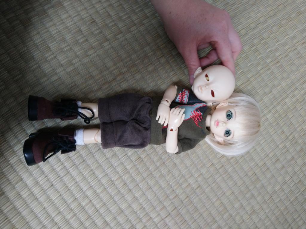 V- 3 BJD: DarkTales - Doll family - Dreamvalley 69629510