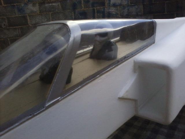 Jato Mirrage 2000 EDF 90mm 6S. (Construtor Elcio). 1310