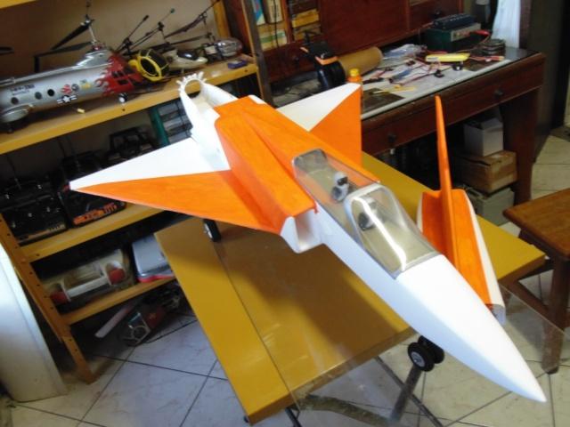 Jato Mirrage 2000 EDF 90mm 6S. (Construtor Elcio). 1410