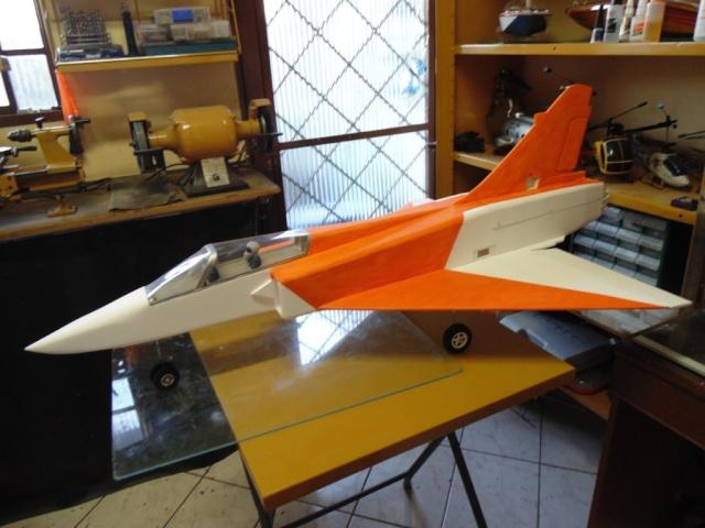 Jato Mirrage 2000 EDF 90mm 6S. (Construtor Elcio). 1510