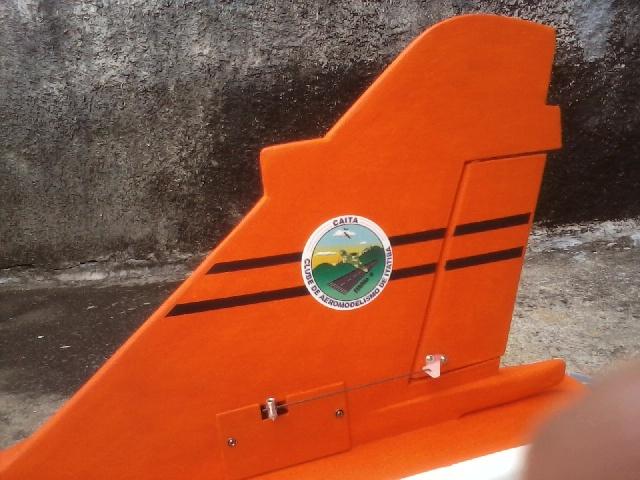Jato Mirrage 2000 EDF 90mm 6S. (Construtor Elcio). 2310