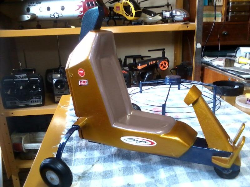Paramotor da Miriam, (construtor Elcio). P20-0210