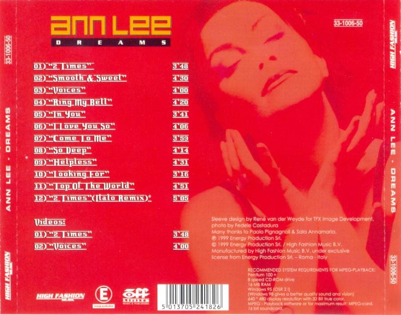 Ann Lee - Dreams (Read NFO) - 1999 00-ann10