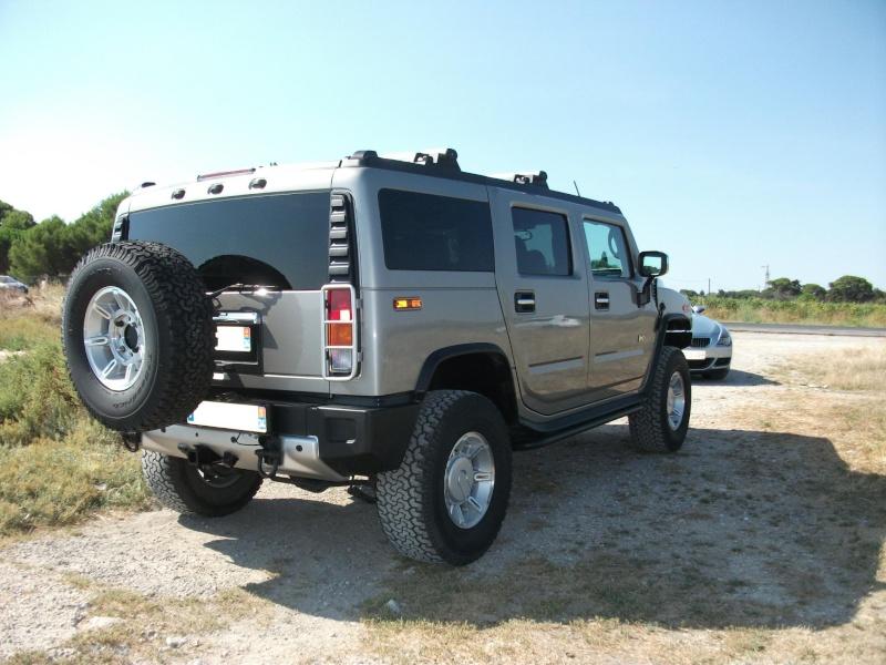 Nouvel Hummer H2 dans le 34 04412