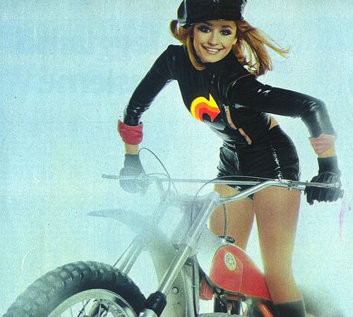 Bultaco Bien montée Carra10