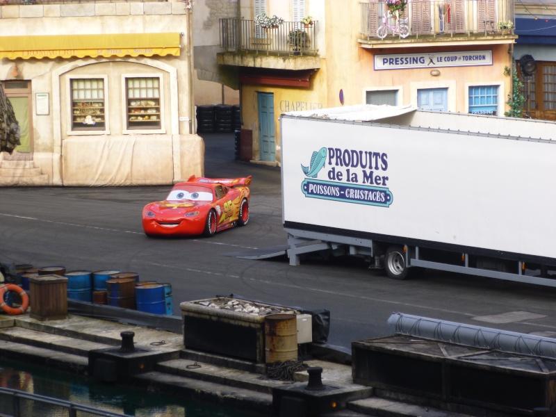 [Trip Report Disneyland Paris] Il était une fois... les folles aventures d'Alice, Cécile et Milou. P1000625