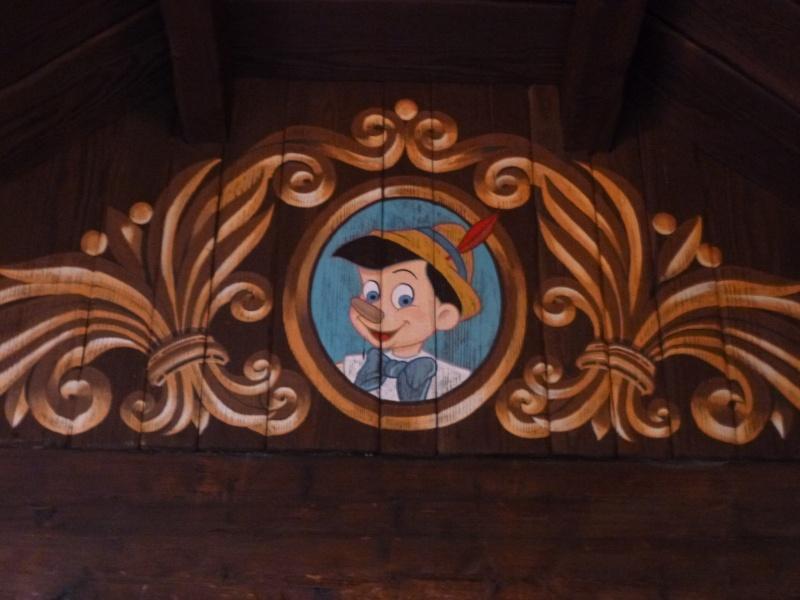 [Trip Report Disneyland Paris] Il était une fois... les folles aventures d'Alice, Cécile et Milou. P1000632