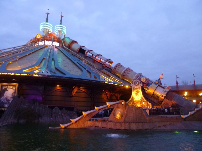 [Trip Report Disneyland Paris] Il était une fois... les folles aventures d'Alice, Cécile et Milou. P1000635