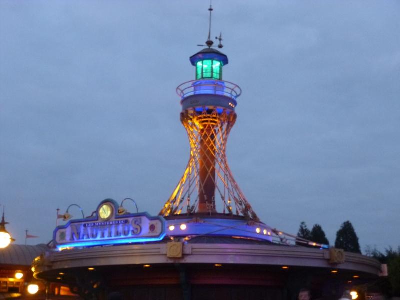 [Trip Report Disneyland Paris] Il était une fois... les folles aventures d'Alice, Cécile et Milou. P1000636