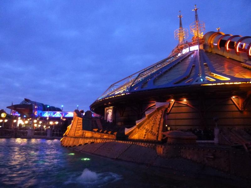 [Trip Report Disneyland Paris] Il était une fois... les folles aventures d'Alice, Cécile et Milou. P1000713