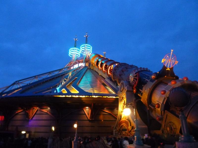 [Trip Report Disneyland Paris] Il était une fois... les folles aventures d'Alice, Cécile et Milou. P1000714