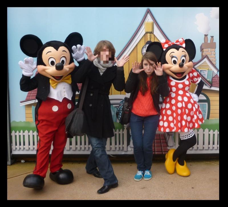 [Trip Report Disneyland Paris] Il était une fois... les folles aventures d'Alice, Cécile et Milou. P1080211