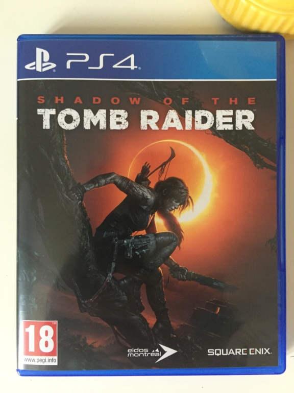 [VDS-ECH] Shadow of the tomb raider PS4 TBE 35 in 2d690d10