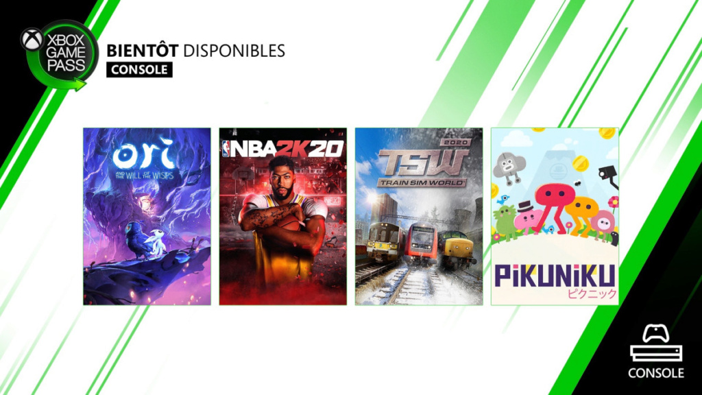 XBOX GAMEPASS ULTIMATE : le topic officiel - Page 8 Consol11