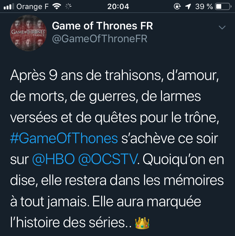 Game of Thrones : saison 8 (spoilers inside) - Page 14 E9016610