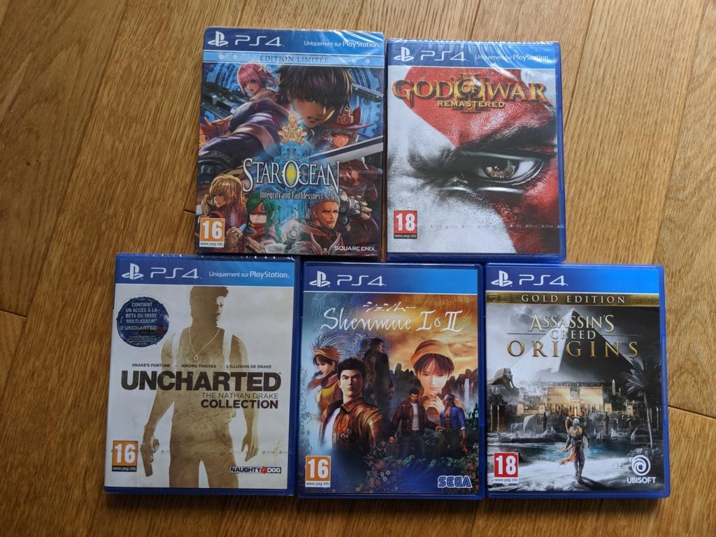GROSSE VENTE PS4 et PS3 ! Img_2042