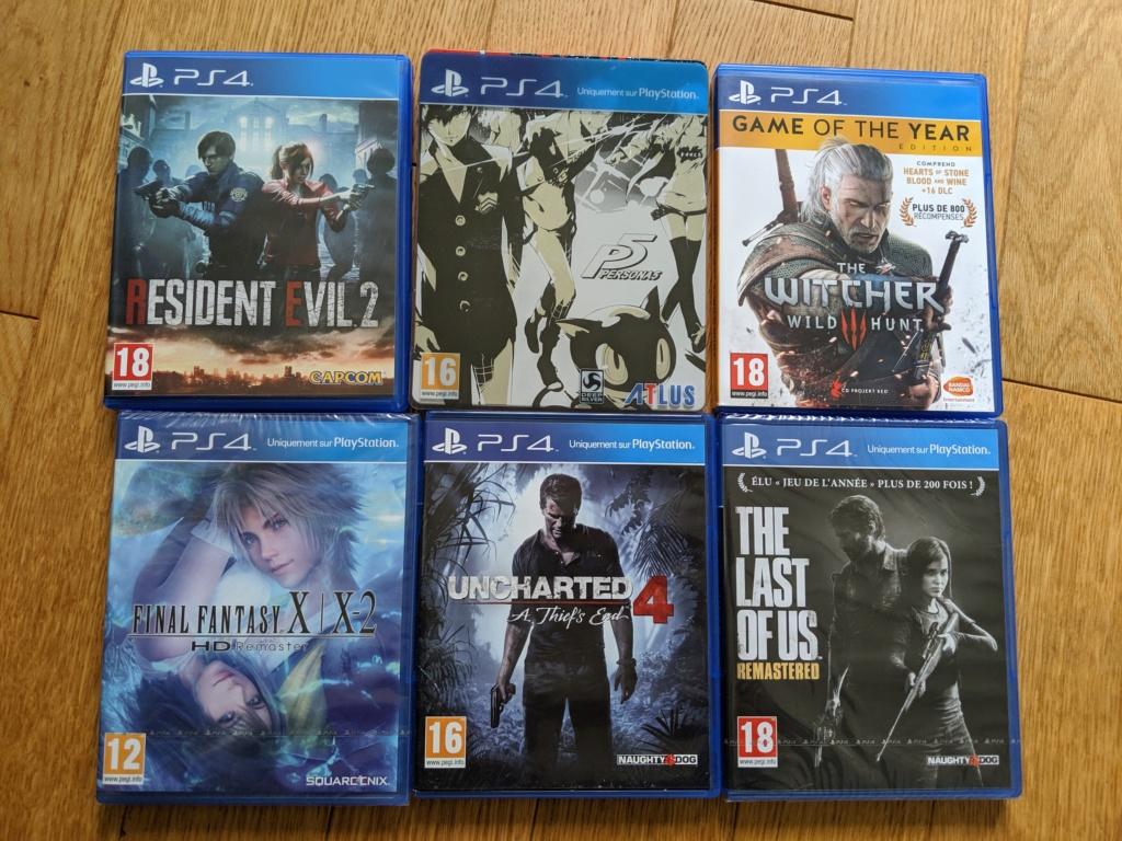 GROSSE VENTE PS4 et PS3 ! Img_2043