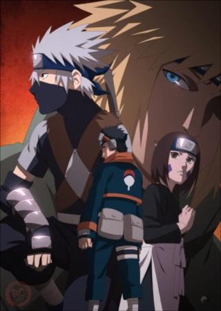 Dessin et Création de Naruto Team-m13