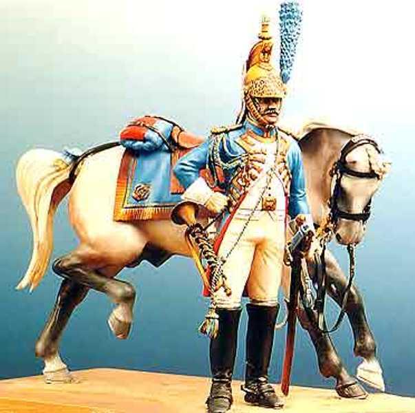 Chouard.Brigadegeneral der Carabiniers. 1205_111
