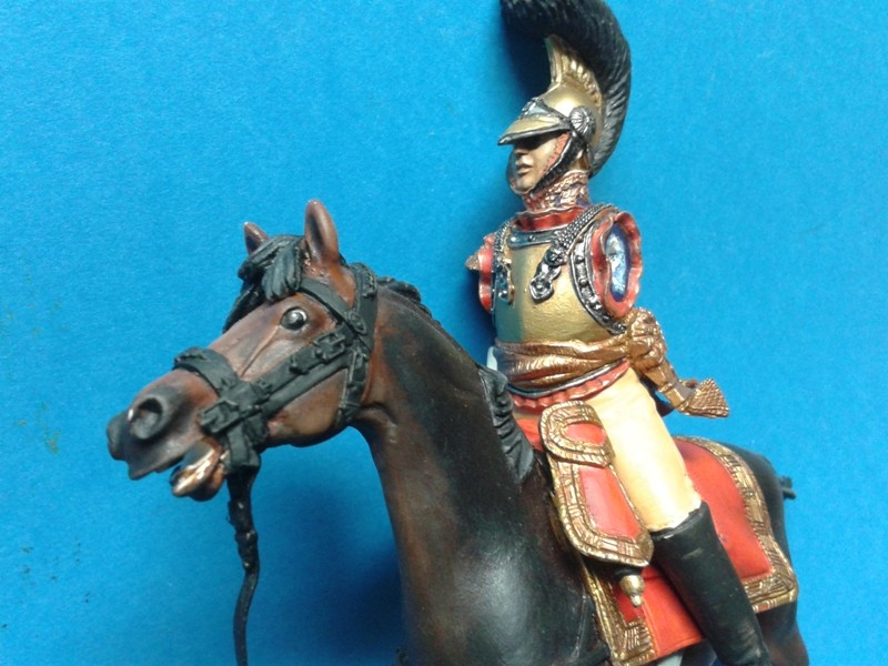 Chouard.Brigadegeneral der Carabiniers. 20130151