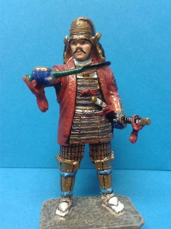 Samurais von Del Prado.. 20130176