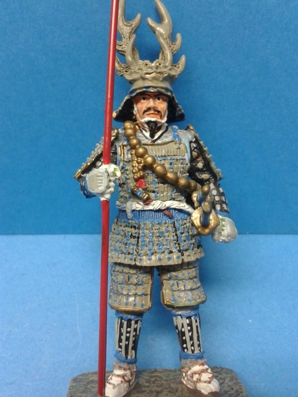 Samurais von Del Prado.. 20130180