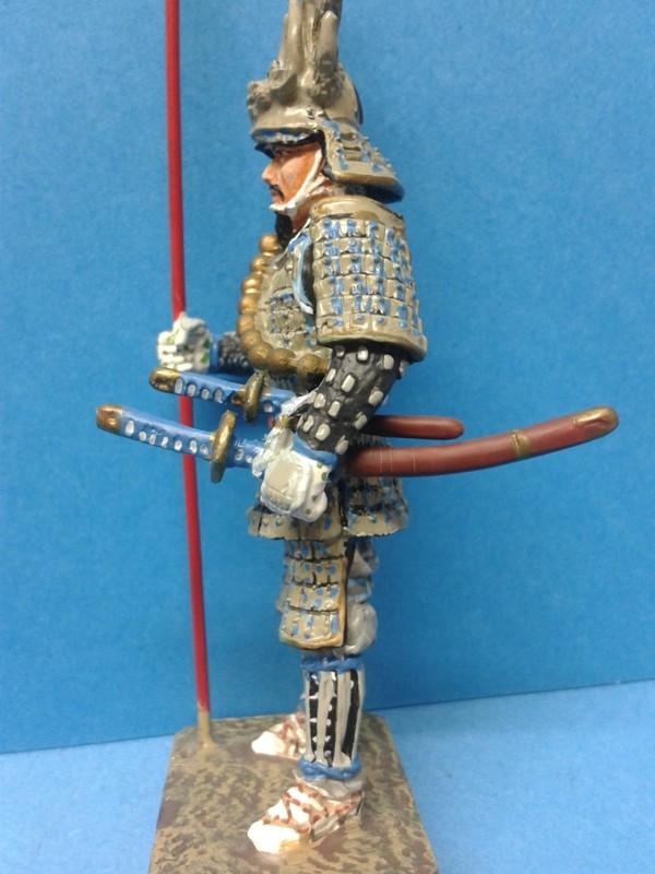 Samurais von Del Prado.. 20130181
