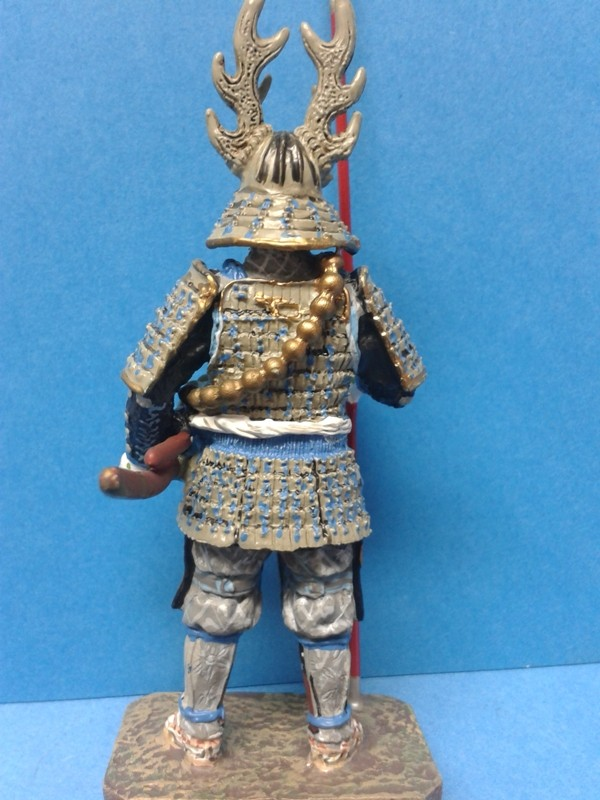 Samurais von Del Prado.. 20130182