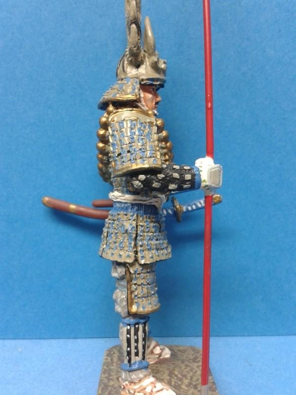 Samurais von Del Prado.. 20130183