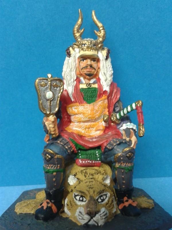 Samurais von Del Prado.. 20130200