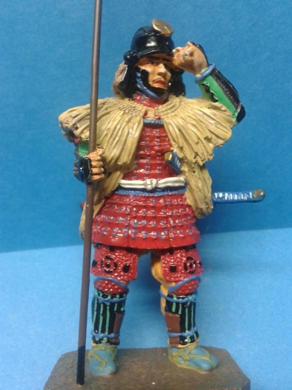 Samurais von Del Prado.. 20130208