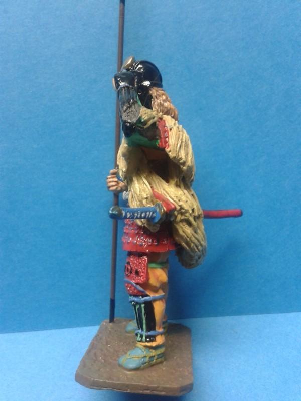 Samurais von Del Prado.. 20130209