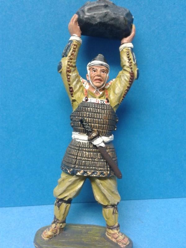 Samurais von Del Prado.. 20130234