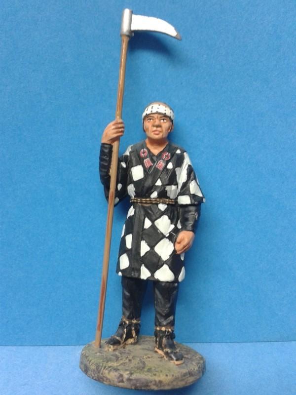 Samurais von Del Prado.. 20130237