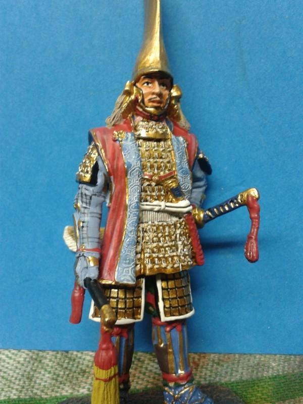Samurais von Del Prado.. 20130424