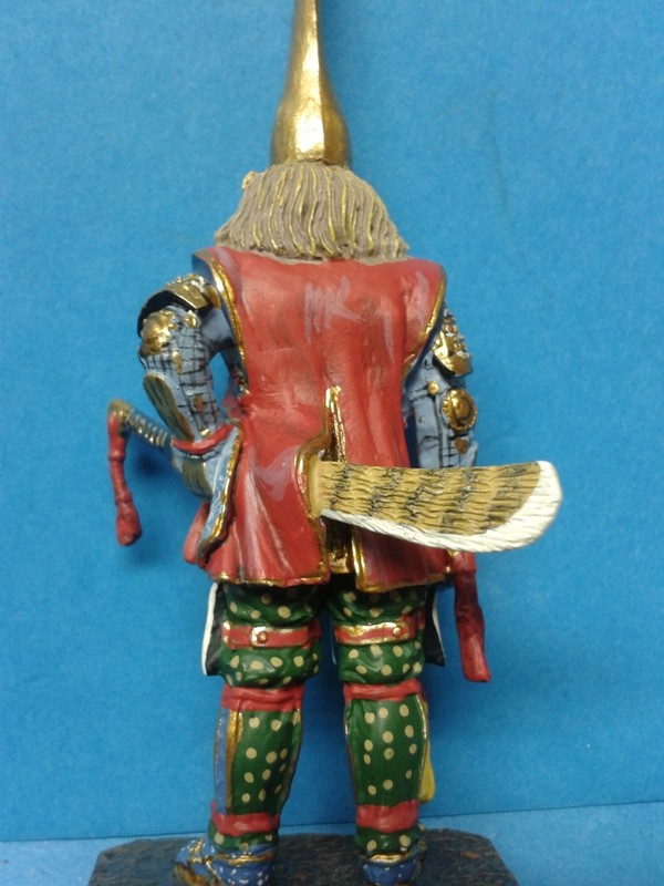 Samurais von Del Prado.. 20130425