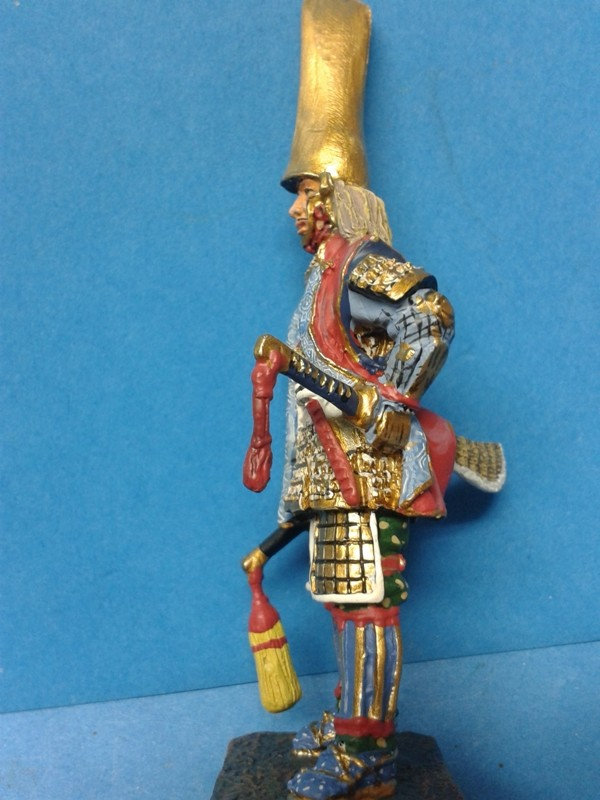Samurais von Del Prado.. 20130426