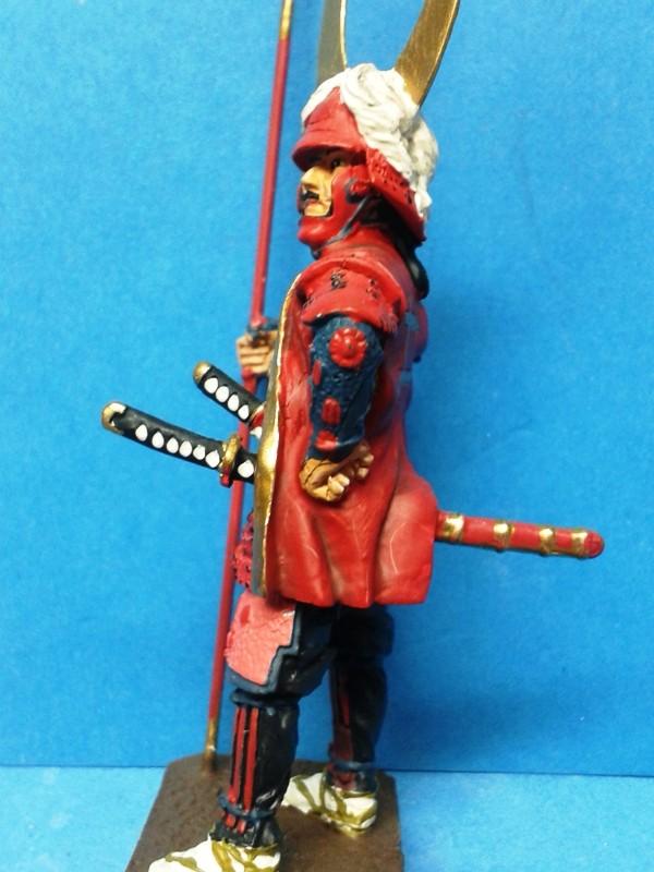 Samurais von Del Prado.. 20130429