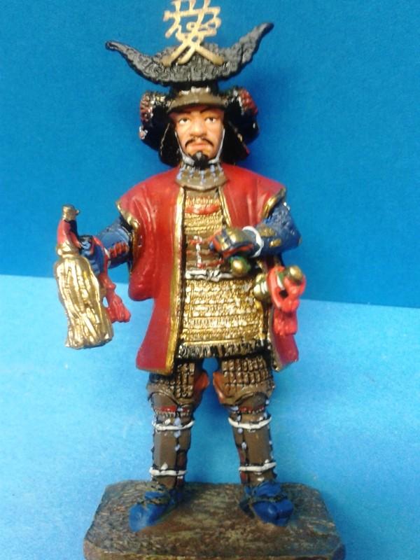 Samurais von Del Prado.. 20130433