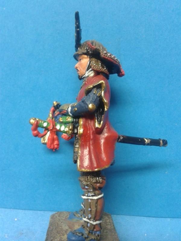 Samurais von Del Prado.. 20130434