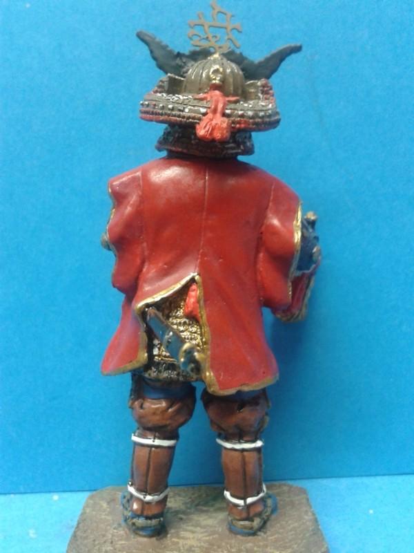 Samurais von Del Prado.. 20130435