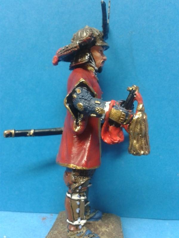 Samurais von Del Prado.. 20130436