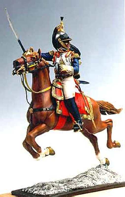 Chouard.Brigadegeneral der Carabiniers. 4958_110