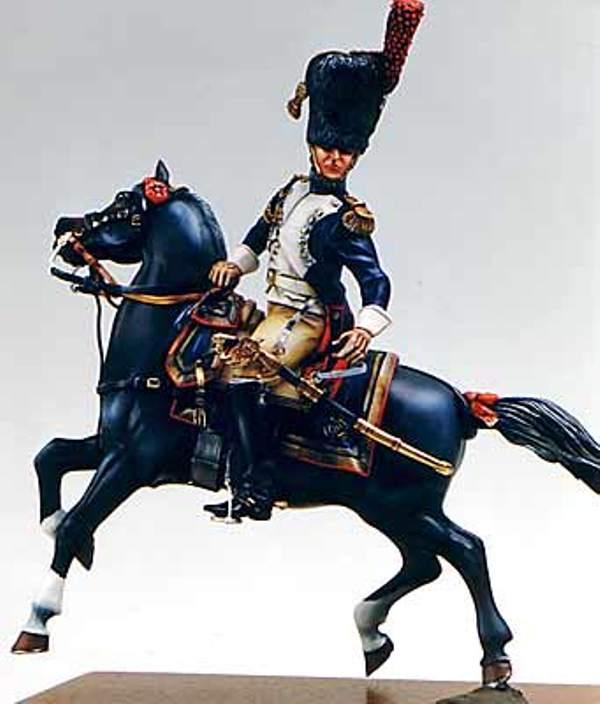 Chouard.Brigadegeneral der Carabiniers. 4976_110